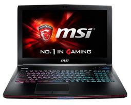 Ноутбук MSI GE62 2QE Apache