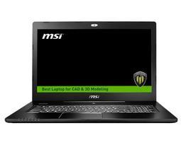 Ноутбук MSI WS72 6QJ