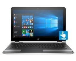 Ноутбук HP PAVILION 15-bk000 x360