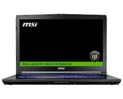 Ноутбук MSI WE72 7RJ