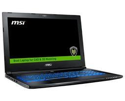 Ноутбук MSI WS60 7RJ