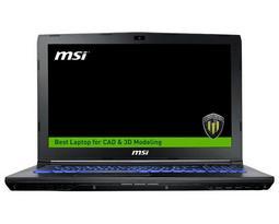 Ноутбук MSI WE62 7RI
