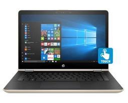Ноутбук HP PAVILION 14-ba047ur x360