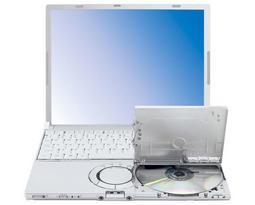 Ноутбук Panasonic TOUGHBOOK CF-W5