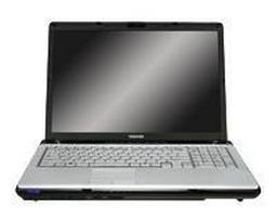 Ноутбук Toshiba SATELLITE P205-S6327