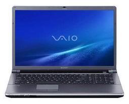 Ноутбук Sony VAIO VGN-AW120J