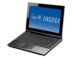 Ноутбук ASUS Eee PC 1002HA