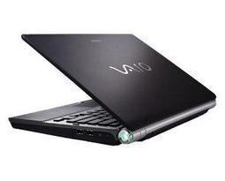 Ноутбук Sony VAIO VGN-SR190NGB