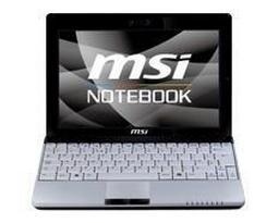 Ноутбук MSI Wind U123H