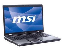 Ноутбук MSI CX600