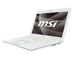 Ноутбук MSI X-Slim X400