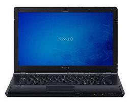 Ноутбук Sony VAIO VPC-CW1MFX
