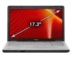 Ноутбук Toshiba SATELLITE L550-ST5701