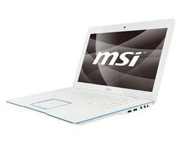Ноутбук MSI X-Slim X410