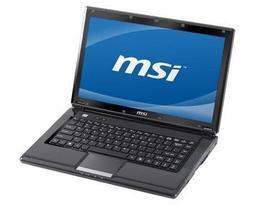 Ноутбук MSI EX465