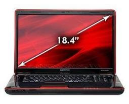 Ноутбук Toshiba QOSMIO X505-Q860