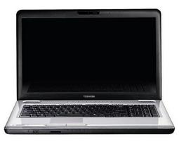 Ноутбук Toshiba SATELLITE L550-1C8