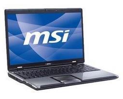 Ноутбук MSI CX500DX