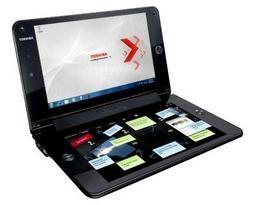 Ноутбук Toshiba LIBRETTO W105-L251