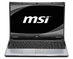 Ноутбук MSI GE603