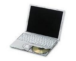 Ноутбук Panasonic TOUGHBOOK CF-W4